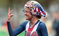 Armstrong wins third Olympic gold