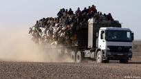 The return journey to Agadez