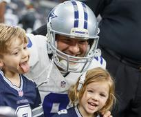 Tony Romo's Kids Are Kind Of Hilarious