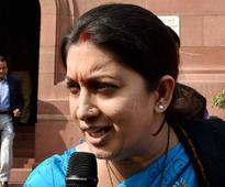 Smriti Irani takes a dig at Rahul Gandhi, says BJP will win Amethi Lok Sabha seat in 2019