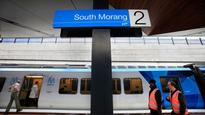 Commuter headache as trains suspended on South Morang line