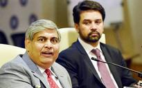 Lodha panel asks Shashank Manohar to clarify on Anurag Thakur: Did he ask for the letter or didn't he?