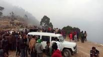 Two women die, 16 injured in Reasi accident
