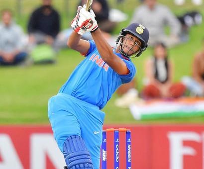 Manjot Kalra: The Kid Who Scored A Ton