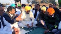 Post-death compensation driving Punjab farmers to suicide: Channi