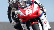 North West 200: Tuesday's practice session
