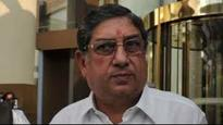 Amitabh, Aniruddh under scanner after attending N Srinivasan's meet