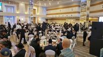 A Homecoming: 500 Chabad Rabbis Convene in Russia