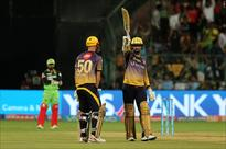 Narine, Lynn star in KKR's resounding win