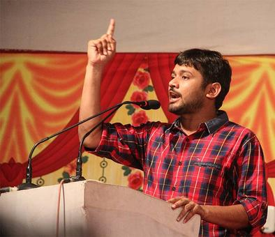 Kanhaiya on two-day Bihar visit; will meet Nitish, Lalu