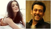 Amy Jackson DISMISSES rumours linking her to Salman Khan!