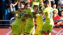 Villarreal make it three