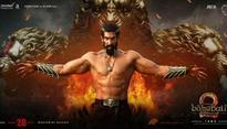 Check out Rana Daggubati's fierce avatar in new 'Baahubali 2' poster