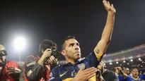 Carlos Tevez leaves China, signs for Boca Juniors for 3rd time