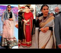 Cannes 2013: Vidya Balan & her 3 dress changes, how many can we expect from Aishwarya Rai?