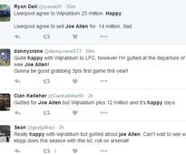All of a sudden Liverpool fans are distraught that the polarising 'Welsh Xavi' is leaving Anfield
