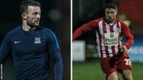 Portsmouth bring in Hunt and Buxton
