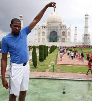 This NBA star has nothing nice to say about India