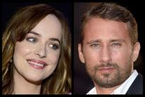 Dakota Johnson & Matthias Schoenaerts Team For The Sound Of Metal