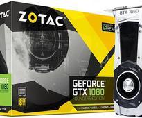 Amazon Vendors Price Gouging On Scarce Supply Of NVIDIA GeForce GTX 1080