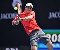 Nishikori flies flag for Asia at Aussie Open