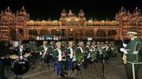 Musicians in khaki enthral audience