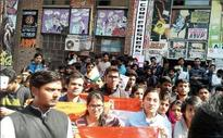 Sedition case filed, angry JNU continues to simmer