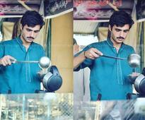 This chaiwala aka tea seller in Pakistan is an internet sensation; check out his photos