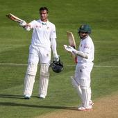 NZ vs BAN: Shakib Al Hasan and Mushfiqur Rahim's record stand lifts Bangladesh as Kiwis fade in 1st Test