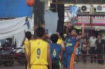 Bandra YMCA baskets win