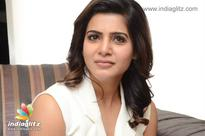 Samantha emotionally recounts her career