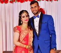 Cricketer Ishwar Pandey Who Now Has A Job At BSNL Tied The Knot With This Woman Whom He First Met In Pune