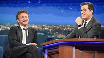 Sean Penn Shares His (Lewd) Thoughts on the Presidential Race