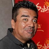 George Lopez admits cleaning suits with a hair dryer during younger days
