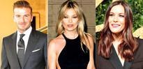 David Beckham, Kate Moss turn wedding planners for Liv Tyler