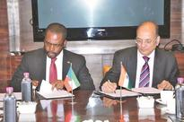 MD N K Verma signs historic pact with Equatorial Guinea Minister