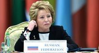 Russian Parliament Speaker Matvienko to Visit Japan on Oct.31-Nov.3