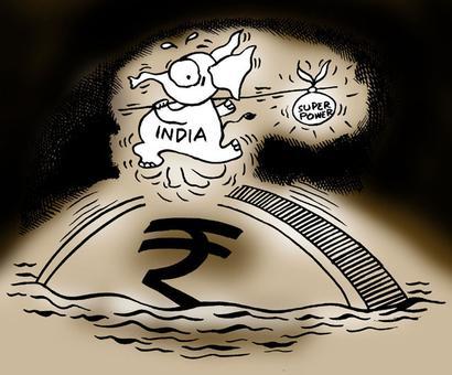 India's fiscal deficits: A short history