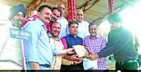 First Mufti Mohd Sayeed Memorial Wrestling Competition begins