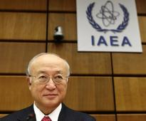 UN atomic watchdog says Iran sticking to nuclear deal