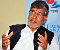 Interventions required to ensure peace: Satyarthi