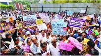 Catholics protest 'slum' tag for two city schools