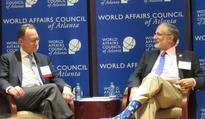 NYT's Sr. White House Correspondent Contemplates the Past, Present and Future at World Affairs Event