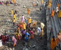 Cleanliness drive on 15,000 Ganga ghats
