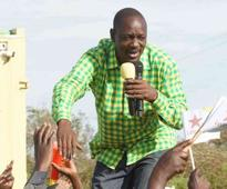 My brother and I will both run, says Makali