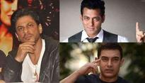 Can Shah Rukh Khan, Salman Khan and Aamir Khan Team up for a film? SRK answers
