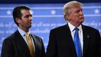 Trump Jr to testify in Russia probe: lawmakers