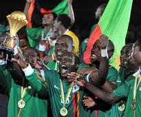 Zambia handed tough World Cup draw