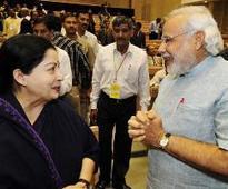 Secure fishermen's release from Sri Lanka, Jayalalithaa asks Modi