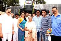Uppi Rupi starts, Uppi, Rachita Ram film